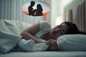 mơ có người yêu