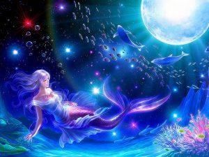 Trong giấc mơ, Song Ngư thấy mình bị mắc kẹt giữa mọi thứ
