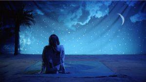 Giấc mơ 12 cung hoàng đạo - người ngồi nhìn lên trời