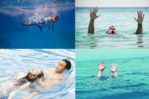 Một số giấc mơ khác liên quan đến đuối nước