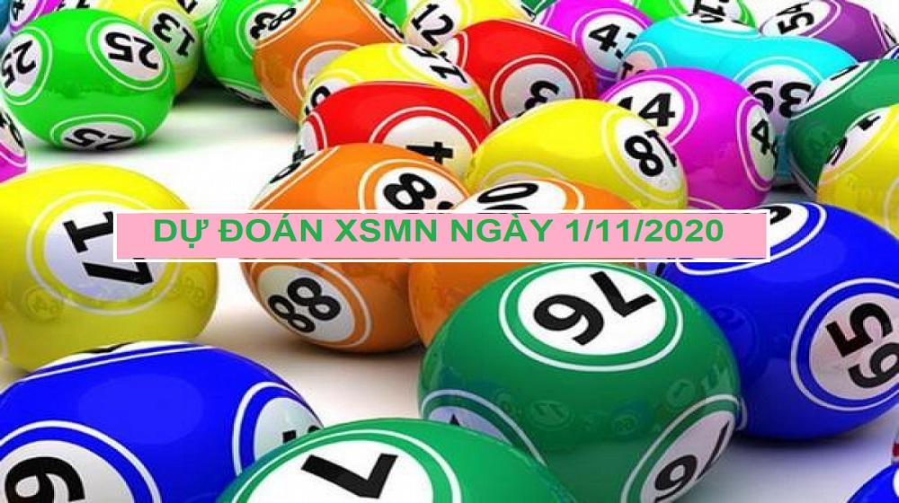 Kết quả dự đoán XSMN ngày 1/11/2020 xác suất về 99%