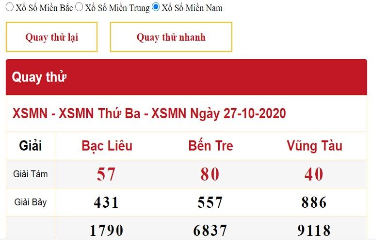 Dự đoán XSMN ngày 27/10/2020