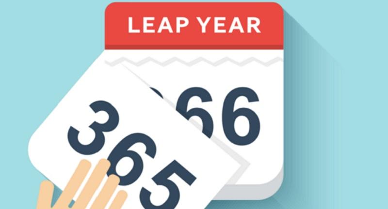 1 năm có bao nhiêu giờ phút giây còn phụ thuộc vào năm nhuận hay không