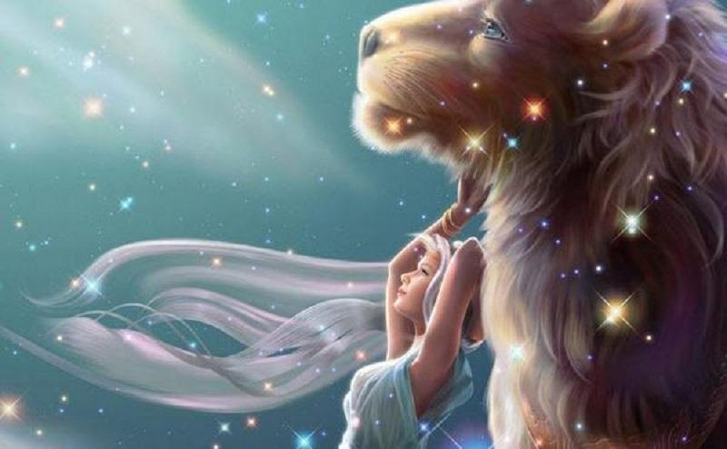 nữ sư tử