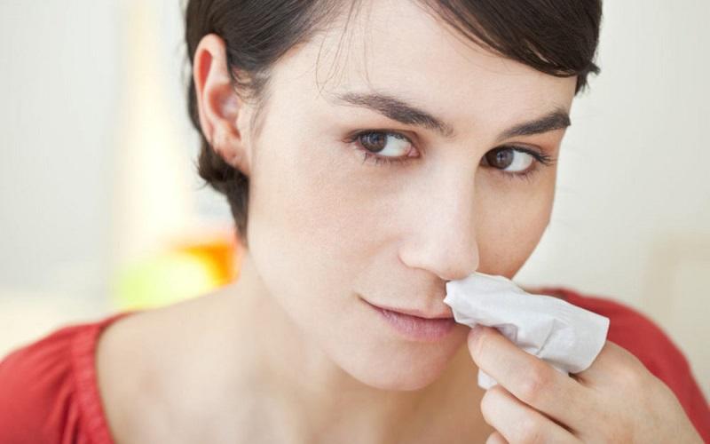 Mơ chảy máu mũi có thể ứng với các con số may mắn