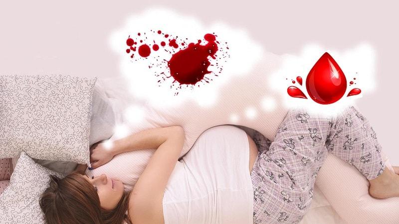 Giấc mơ sảy thai gắn liền những con số khác nhau