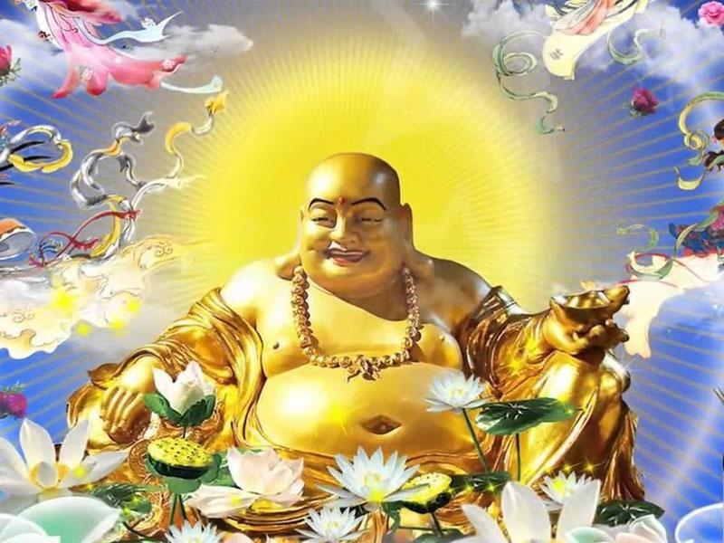 Trong giấc mơ gặp Phật Di Lặc