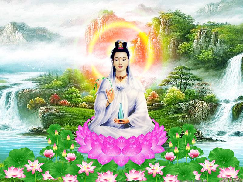 Ngủ mơ gặp Phật Quan Âm