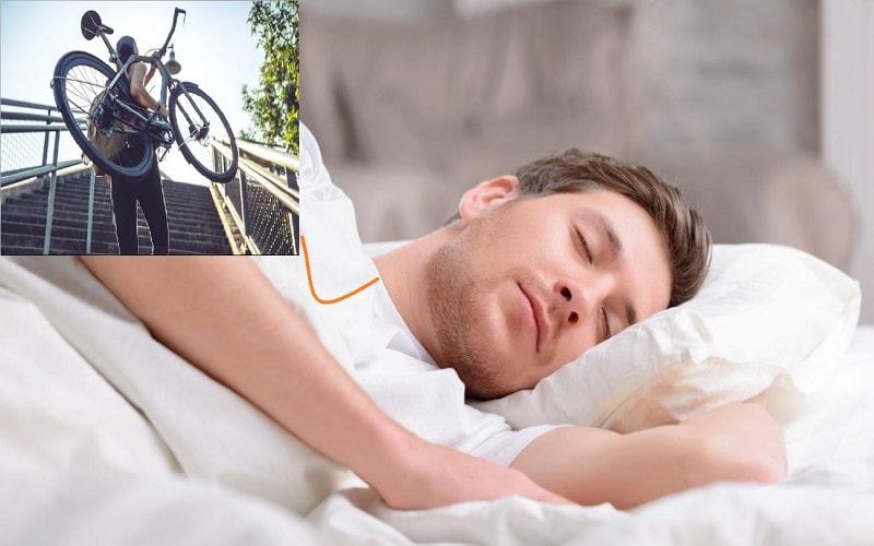 Mơ thấy đạp xe có thể dùng những con số ứng nghiệm để đánh lô đề
