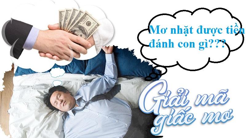 Giải mã giấc mơ người ngủ nhặt được tiền