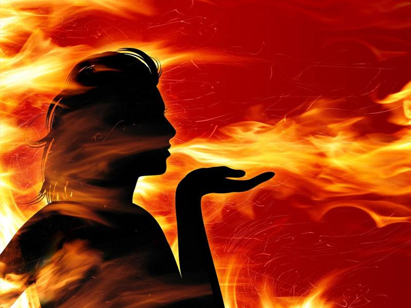 Mơ nhìn thấy lửa theo quan niệm tâm linh