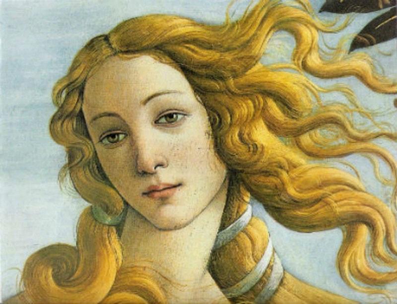 Thần Aphrodite trong thần thoại Hy Lạp