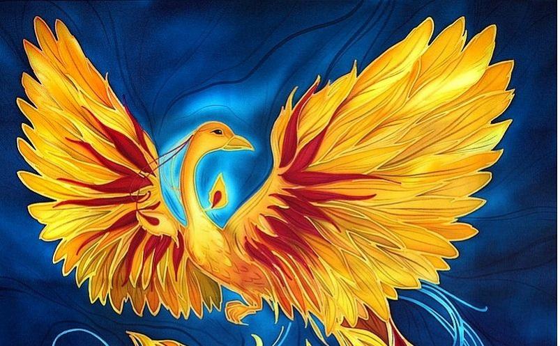 Mơ thấy phượng hoàng màu vàng