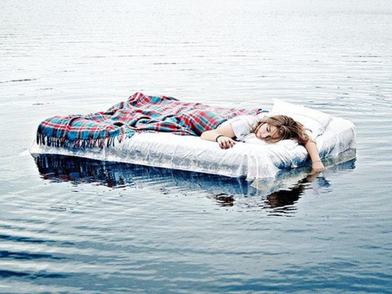 Ý nghĩa phong thủy khi mơ thấy nước