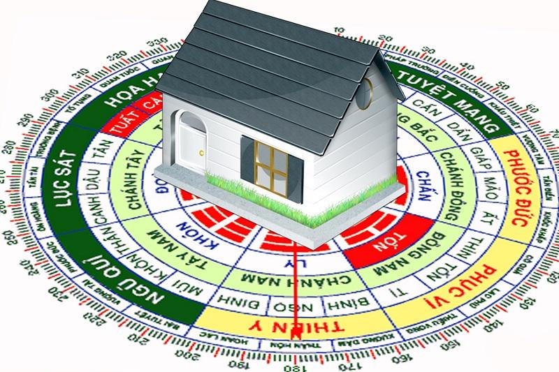 Có nhiều cách xem hướng nhà theo tuổi khác nhau