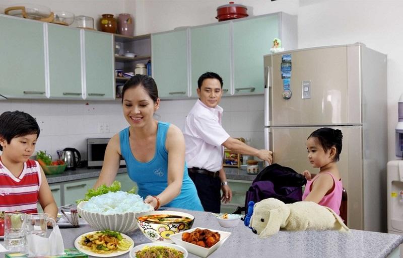Tại sao cần quan tâm tới phong thủy nhà bếp?