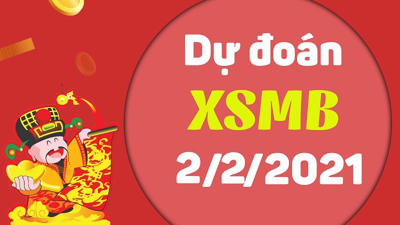 dự đoán XSMB thứ 3 2/2/2021 tại Xosovip