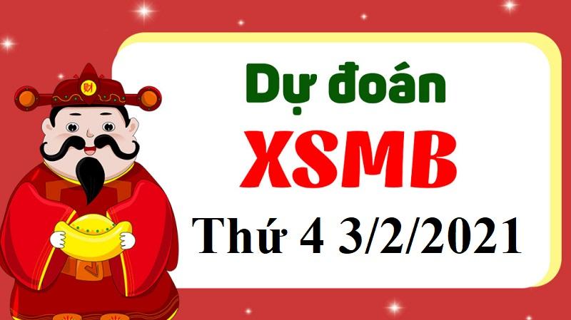 Dự đoán kết quả XSMB 4 3/2/2021 con số đẹp sẽ về trong ngày