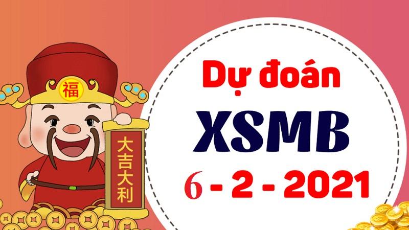 Dự đoán XSMB thứ 7 6/2/2021 chốt số đẹp nhất - Dự đoán con số đẹp sẽ về cùng anh em