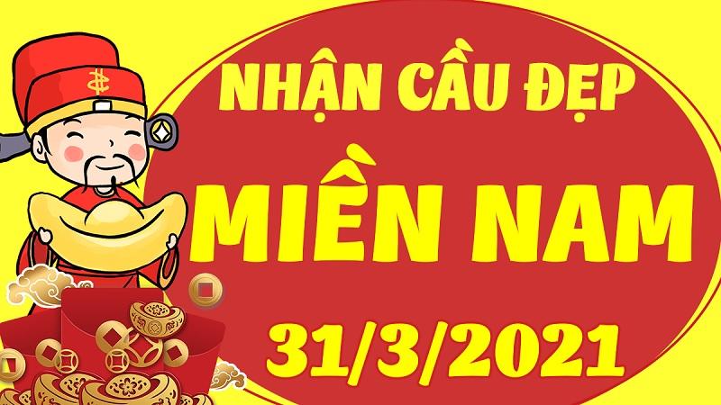 Dự đoán KQXSMN thứ tư ngày 31/3/2021 chốt số đẹp